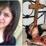 Woman Shoves Crucifix Down Daughter's Throat to 'Rid Satan From Her Body'