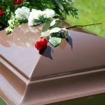 DEAD BODY EXPLODES IN FUNERAL HOME
