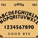 Ouija Board Moving on its Own!