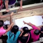 Dead teen wakes screaming inside coffin as family members smash tomb – before dying again