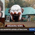 Texas Man Found Eating Teenage Boy In Haunted House Attraction