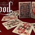 "Vampire Playing cards ""The Sisterhood of Blood"""