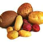 A Divine History of Potatoes by Deanna Jaxine Stinson