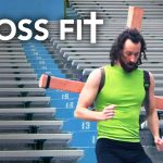 Cross Fit by Jesus – Exercise with a Holy Cross strapped to your back