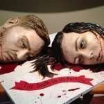 Newlyweds Shock Guests With Graphic Severed Head Wedding Cake
